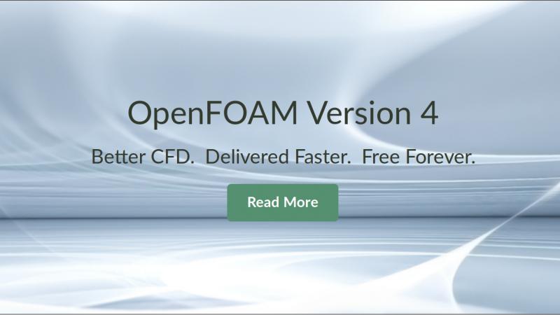 OpenFOAM 4 0 Released | OpenFOAM Foundation | OpenFOAM