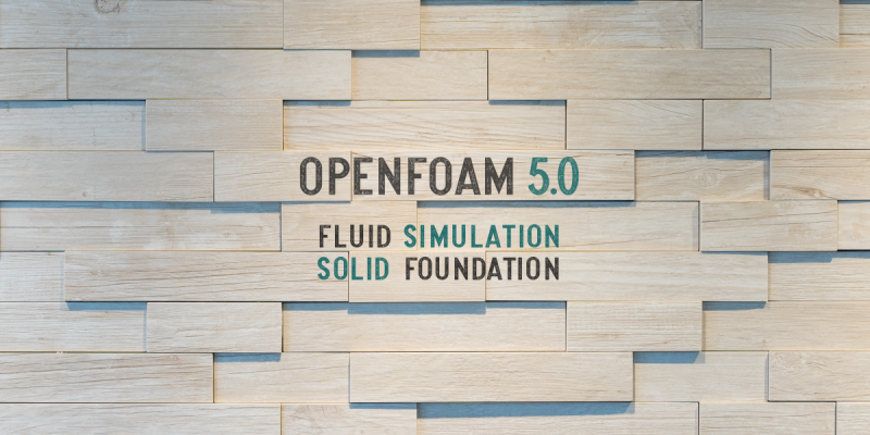 Download v5 0 | macOS | OpenFOAM