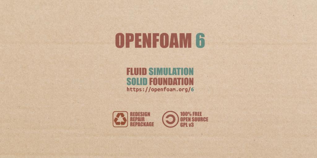 OpenFOAM 6