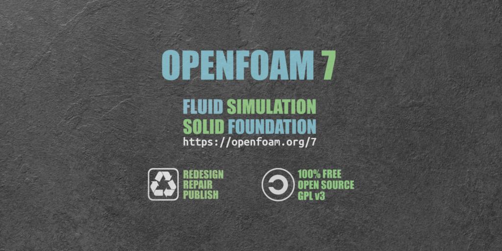 OpenFOAM 7 | OpenFOAM Foundation
