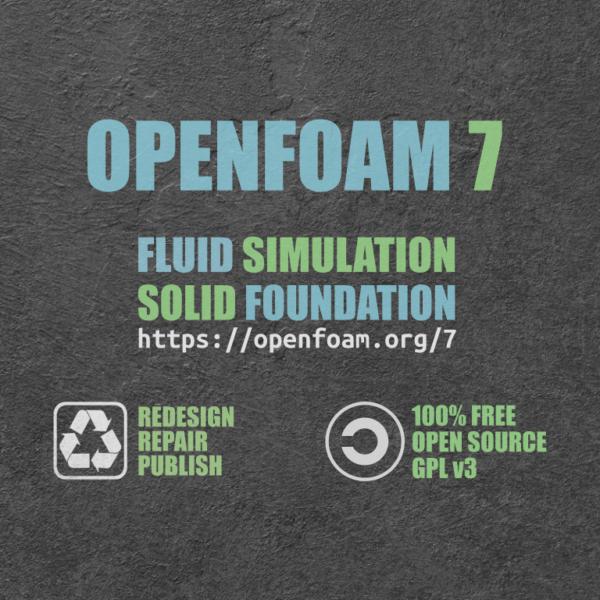 OpenFOAM 7 | OpenFOAM