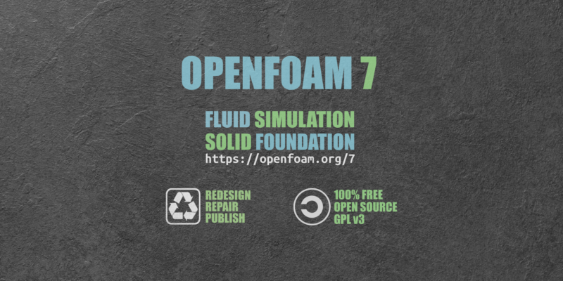 Download v7 | macOS | OpenFOAM